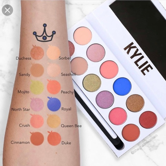 Stormi Mini Palette by Kylie Cosmetics #14